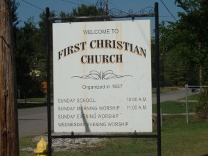 1st Christian