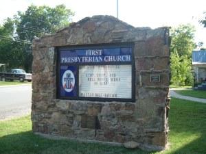 1st Presbyterian